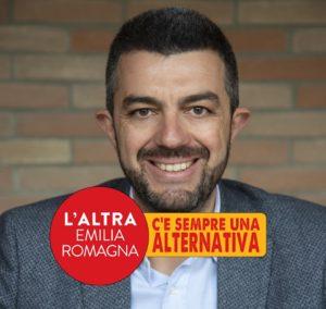 L'Altra Emilia-Romagna corre con Stefano Lugli candidato presidente